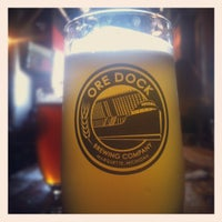Photo taken at Ore Dock Brewing Company by Jeff W. on 6/29/2012