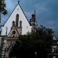 Photo taken at Thomaskirche by Marco T. on 8/9/2012
