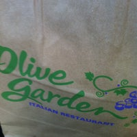 Photo taken at Olive Garden by Dave G. on 8/18/2012