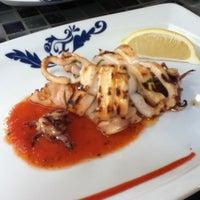 Photo taken at Ferreira Café by @SkinnynSatisfied on 6/1/2012
