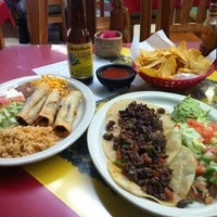 Photo taken at El Tepehuan Mexican Restaurant by Simone S. on 2/25/2012