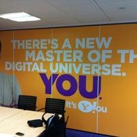 Photo taken at Yahoo! UK by Ivan Z. on 3/7/2012