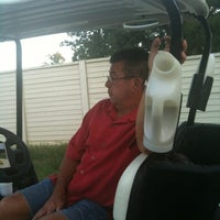 Photo taken at The Golf Club @ The Resort by Pa R. on 9/3/2012
