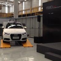 Photo taken at Audi Brasil by Fábio T. on 8/28/2012