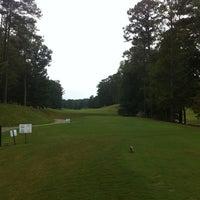 Photo taken at Cobblestone Golf Course by Drew K. on 9/6/2012