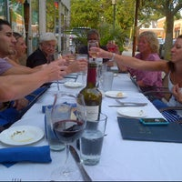 Photo taken at Torino Restaurants by Claudia L. on 6/19/2012