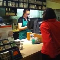 Photo taken at Starbucks by Alyssa B. on 4/20/2012