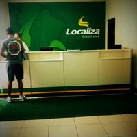 Photo taken at Localiza by ☞ Mario S. on 3/5/2012