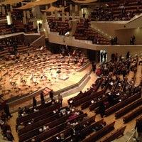 Das Foto wurde bei Philharmonie von Alex A. am 5/6/2012 aufgenommen