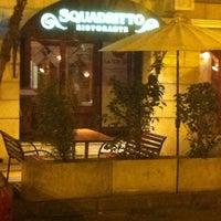 7/19/2012 tarihinde Nicolas M.ziyaretçi tarafından Squadritto'de çekilen fotoğraf