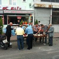 Photo taken at Kağan Büfe by Emrah D. on 8/19/2012