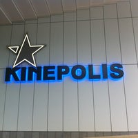 Photo taken at Kinepolis  by Scottaliano on 7/27/2012