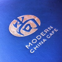 Photo taken at Modern China Cafe by FooBear408 on 6/20/2012