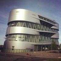 Das Foto wurde bei Mercedes-Benz Museum von Juan B. am 5/10/2012 aufgenommen