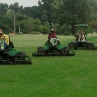 Photo taken at Caroline Country Club by Scott R. on 8/31/2012