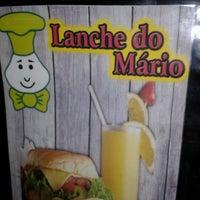 Foto tirada no(a) Lanche Do Mario por Fellipe D. em 7/2/2012