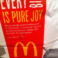 Photo taken at McDonald's by Katina B. on 4/14/2012