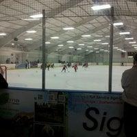 Photo taken at Minnesota Made Hockey by Callista O. on 5/13/2012