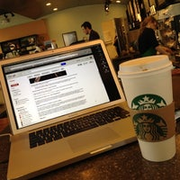 Photo taken at Starbucks by Jeff A. on 5/7/2012
