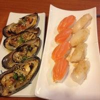 Photo taken at Joe's Sushi by Glace K. on 2/2/2012