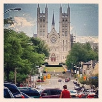 Photo taken at Guelph Central Station by Prash S. on 7/10/2012