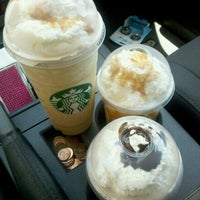 Photo taken at Starbucks by Geraldina R. on 6/14/2012