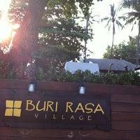 Photo taken at Buri Rasa Village Resort by Alexander F. on 3/20/2012