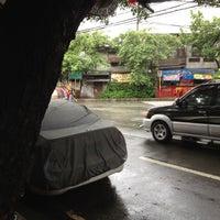 Photo taken at General Luna Café by Prime on 8/15/2012