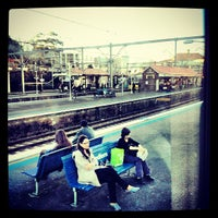 Photo taken at Redfern Station (Concourse) by Astrid H. on 6/15/2012