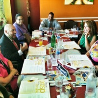 Photo taken at D'Mangu Restaurant by Kelly M. on 8/21/2012