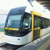 Photo taken at Iwasehama Station by みや と. on 8/4/2012