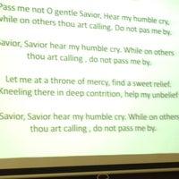 Photo taken at Santa Clarita Christian Fellowship by Cali S. on 4/8/2012