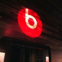 Photo taken at Beats By Dre Store by Alvin L. on 8/21/2012