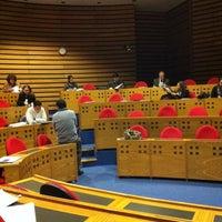 Photo taken at Biblioteca UTFSM by Juan Pablo Q. on 5/29/2012