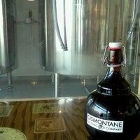 4/27/2012에 Kimberly S.님이 Cismontane Brewing에서 찍은 사진