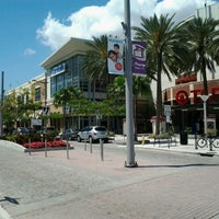 Photo taken at The Shops At Midtown Miami by Robert C. on 4/9/2012