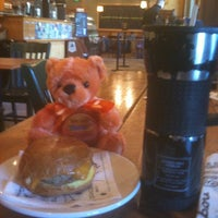 Photo taken at Caribou Coffee by Ralph H. on 2/20/2012