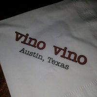 Photo taken at Vino Vino by Richard W. on 6/3/2012