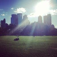 9/10/2012にCat L.がSheep Meadowで撮った写真