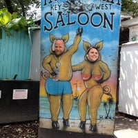 Photo taken at Hog's Breath Saloon by Scott W. on 7/28/2012