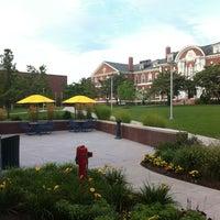 Photo taken at University of New Haven by Derek K. on 8/14/2012