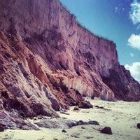 Foto tirada no(a) Praia do Carro Quebrado por Carolina A. em 6/10/2012