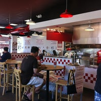 Photo taken at Five Guys by Lee S. on 6/2/2012