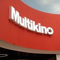 Photo taken at Multikino by Rimas B. on 8/3/2012