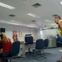 Photo taken at Banco do Brasil by Coutinho C. on 4/13/2012