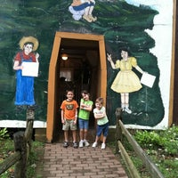 Photo taken at Story Book Forest by Rachael on 7/27/2012