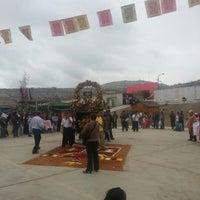 Photo taken at Piscina Municipal De Mi Perú by Alan Daniel C. on 8/12/2012