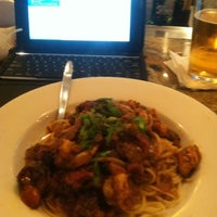 Photo taken at California Pizza Kitchen by James S. on 6/7/2012