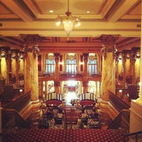 Photo taken at The Jefferson Hotel by Chris F. on 8/20/2012