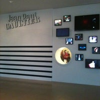 Photo taken at The Fashion World Of Jean Paul Gaultier At The Dallas Museum Of Art by J.R. A. on 2/10/2012